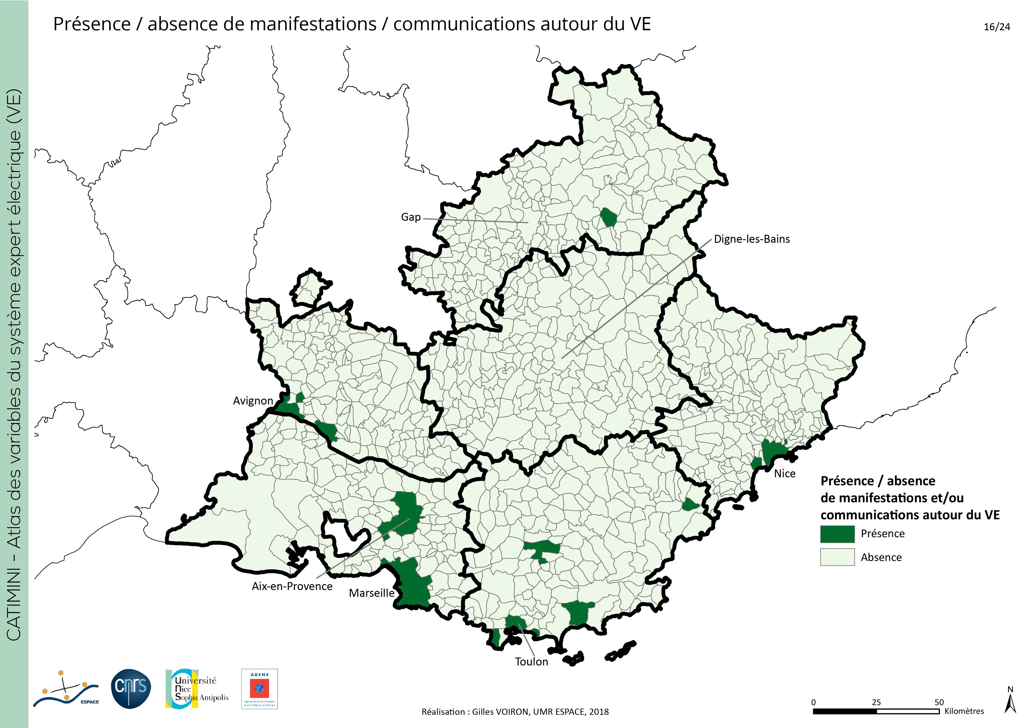 16 Manifestations communications